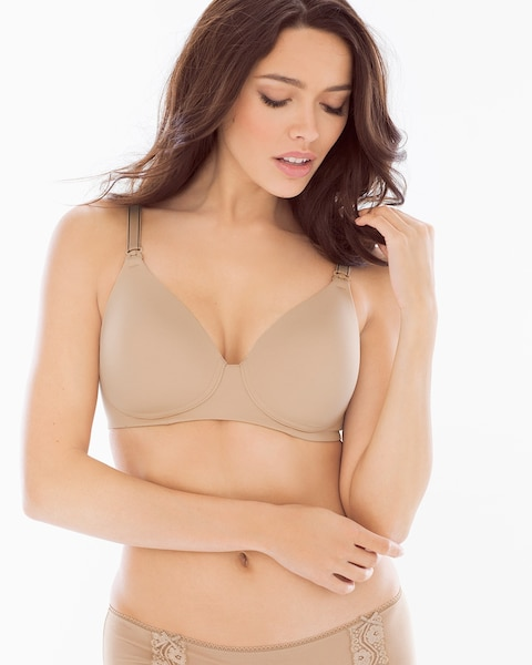 e23a77010 Return to thumbnail image selection Wireless Nursing Bra video preview  image