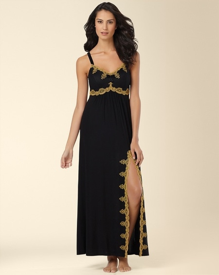 Decadence Long Nightgown