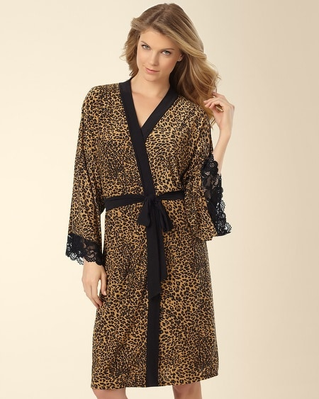 Riviera Short Robe