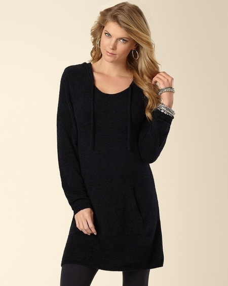 Spa Terry Hooded Tunic