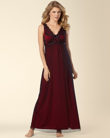 Lavish Long Nightgown