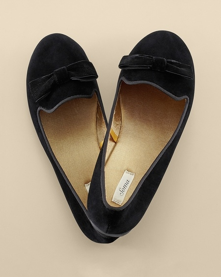 Decadence Velvet Slipper