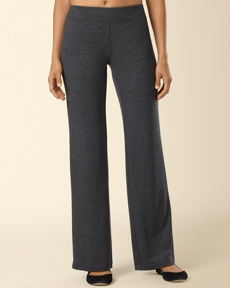 Short Inseam Divine Terry Pant Heather Quartz