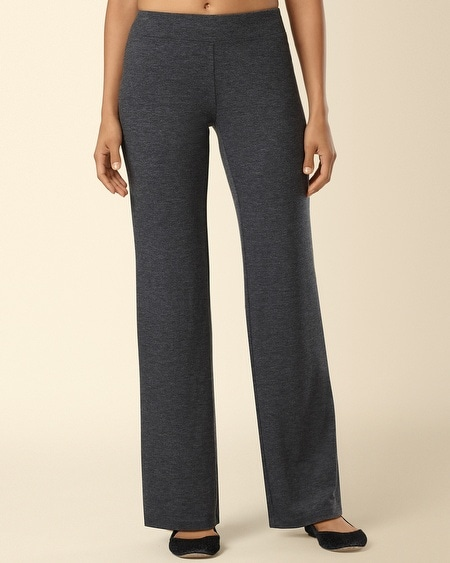 Divine Terry Pant Heather Quartz