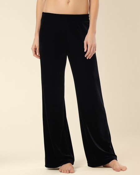 Stretch Velvet Sleep Pant