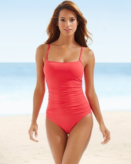 La Blanca Island Goddess One Piece Swimsuit