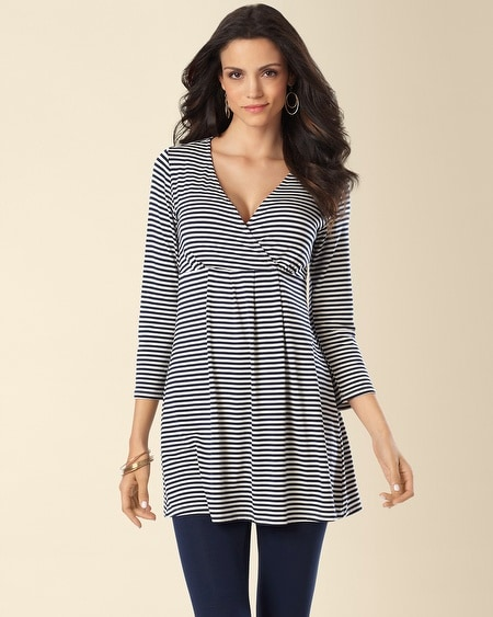 Izzy 3/4 Sleeve Tunic