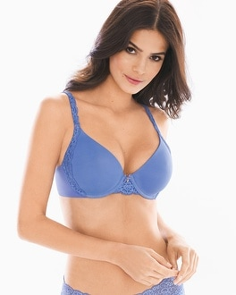 Embraceable Demi Lace Trim Bra