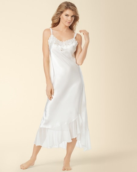 Evening Bliss Nightgown Pearl