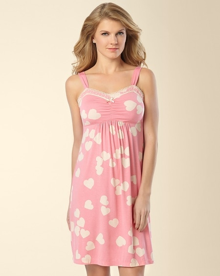 Sleep Chemise Big Hearts