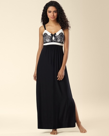 Eyelash Lace Nightgown