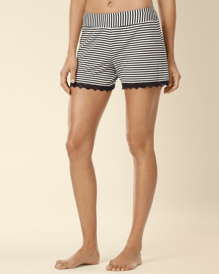 Sleep Short Topsy Stripe