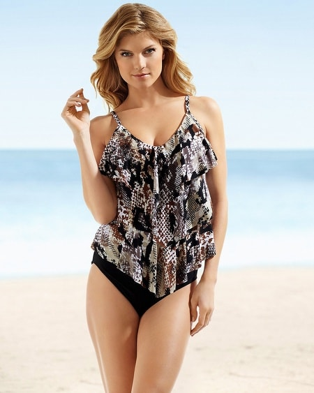 Rita Swim Tankini Top