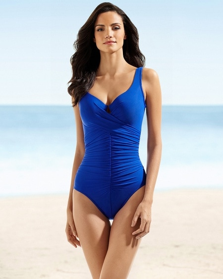 Miraclesuit Sangria One Piece Swimsuit