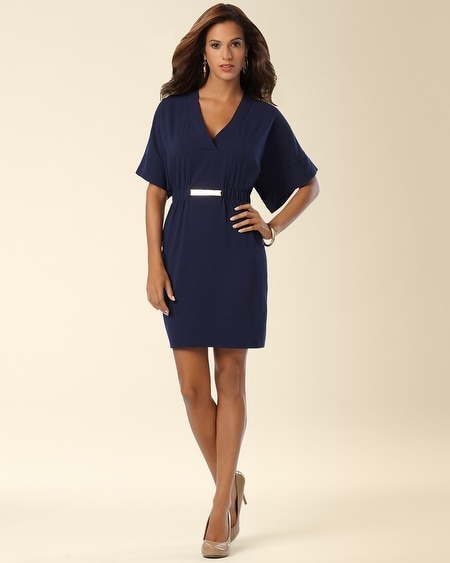 Muse Dolman Sleeve Dress
