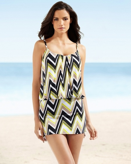 Magicsuit Shelly Swim Tankini Top