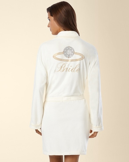 Wrap Up Sparkle Bride Robe