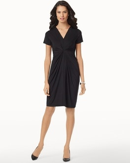 Leota Catherine Dress Black