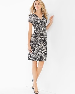 Leota Catherine Short Dress Marble