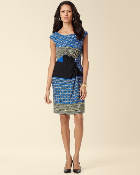 Muse Knot Waist Dress