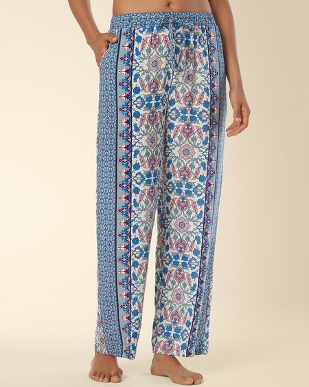 In Bloom by Jonquil Twin Print Pajama Pant