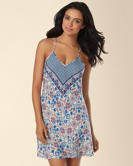 In Bloom by Jonquil Twin Print Sleep Chemise