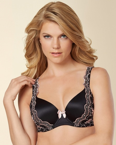 Boudoir Floral Full Coverage Bra