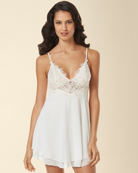 Jonquil Pearl Accent Sleep Chemise