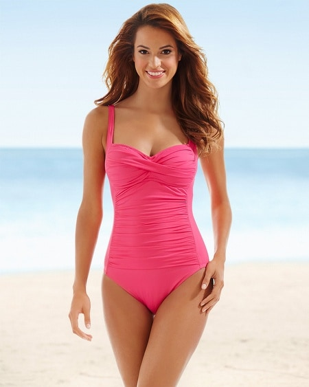 La Blanca Sweetheart One Piece Swimsuit