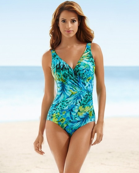 Miraclesuit Oceanus One Piece Swimsuit