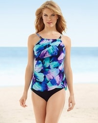 Magicsuit Raven Swim Tankini Top