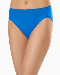 Enticing High Leg Brief