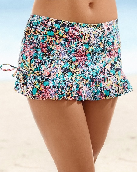 Captiva Ruffle Skirt Swim Brief
