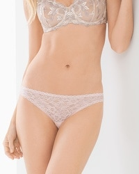 Enticing Allover Lace Bikini