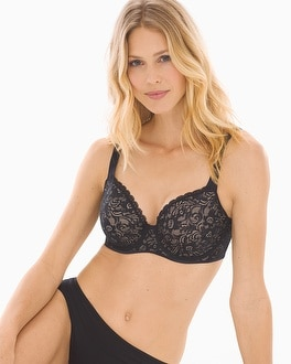 Enticing Lift Unlined Full Coverage Bra