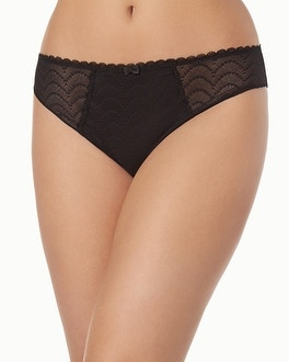 Fantasie Echo Lace High Leg Brief