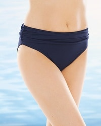 Tommy Bahama High Waist Swim Bottom