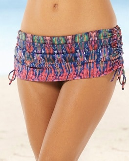Tommy Bahama Skirted Swim Hipster