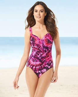Miraclesuit Caliente One Piece Swimsuit