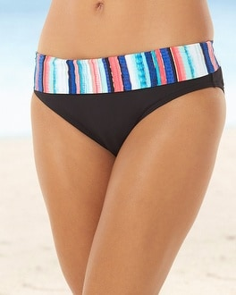 Captiva Convertible Swim Hipster