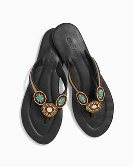 Skemo Alice Thong Sandals