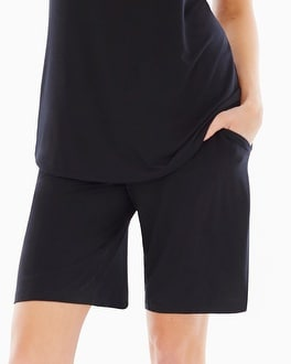Embraceable Cool Nights Bermuda Pajama Shorts