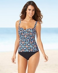 La Blanca Sweetheart Tankini Swim Top