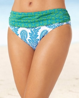 Tommy Bahama High Waist Swim Buttom