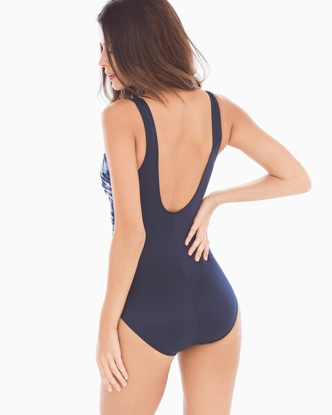 71359d4ee9 Return to thumbnail image selection Temptress One Piece Swimsuit Midnight