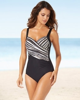 Miraclesuit Sanibel One Piece Swimsuit