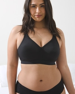 Embraceable Full Coverage Wireless Unlined Bra