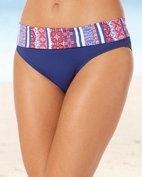 Captiva Convertible Hipster Swim Bottom