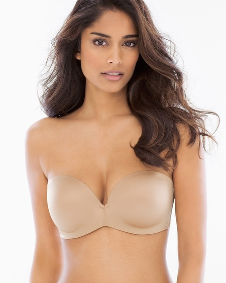 608cc3c44 Enhancing Shape Strapless Push Up Bra