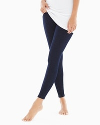 Live.Lounge.Wear. Slimming Blue Denim Legging